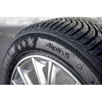Michelin ALPIN 5 205/65 R16 95 H Mercedes zimní - 2