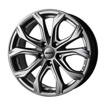 Alutec W10X (PS) Alu kolo 9x20 5x127 ET52 CB71.6 | stříbrný lak