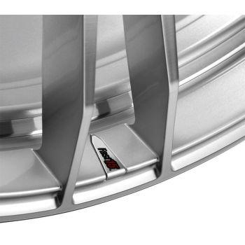 Dotz Fast Fifteen blaze Alu kolo 8x18 5x114,3 ET48 CB71.6 | leštěná čelní plocha / stříbrný lak - 3