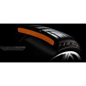 Pirelli P ZERO lx. 245/45 ZR18 100 W zesílená Jaguar letní - 5