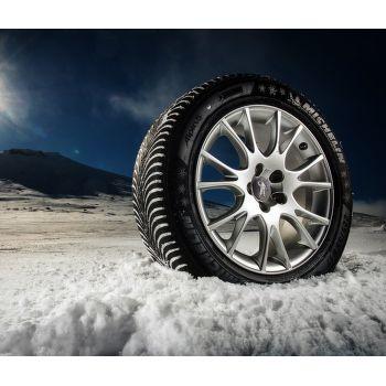 Michelin ALPIN 5 215/55 R17 94 H selfseal zimní - 2