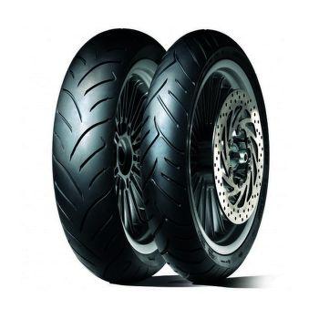 Dunlop SCOOTSMART 90/90 -10 50 J TL přední/zadní skútr - 2