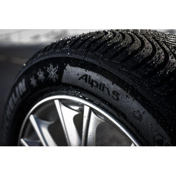 Michelin ALPIN 5 215/55 R17 94 H selfseal zimní - 6