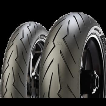 Pirelli Diablo Rosso III 160/60 ZR17 69 W TL zadní sportovní - 2