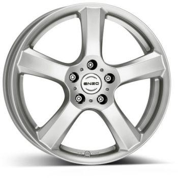 Enzo B Alu kolo 6,5x16 5x114,3 ET45 CB67.1 | stříbrný lak