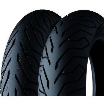 Michelin CITY GRIP 100/90 -14 57 P zesílená TL rf, zadní skútr