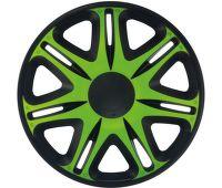 J-Tec Nascar Green Black 15''