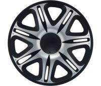 J-Tec Nascar Silver Black 14''