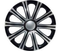 J-Tec Modena Black Silver 16''