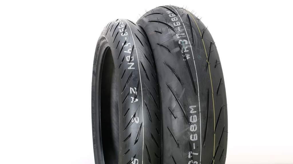 Bridgestone Battlax S22