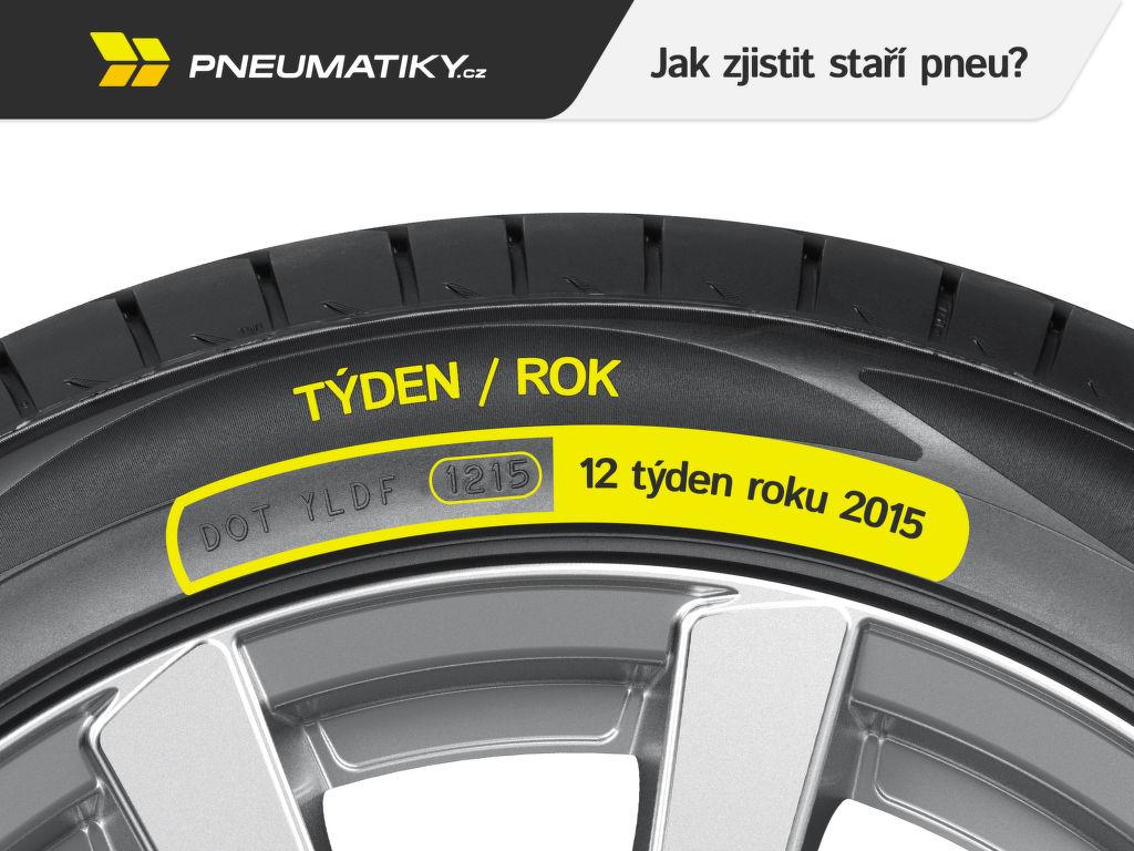 DOT kód pneumatiky