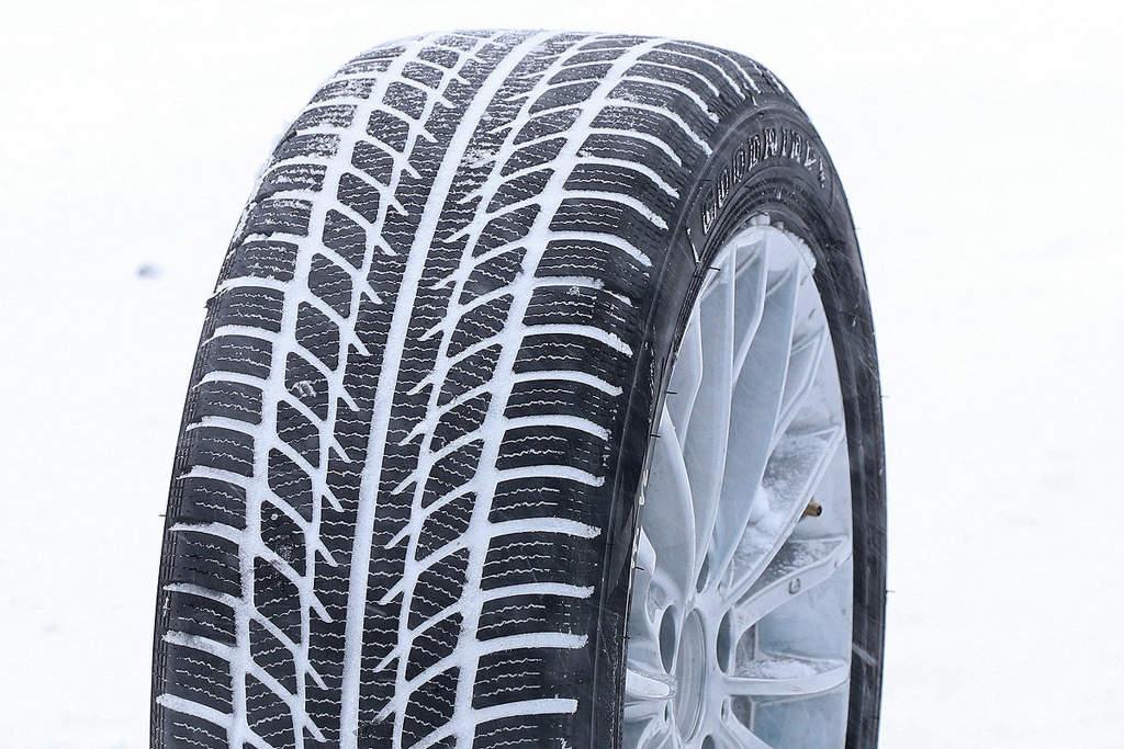 Zimní pneu Goodride