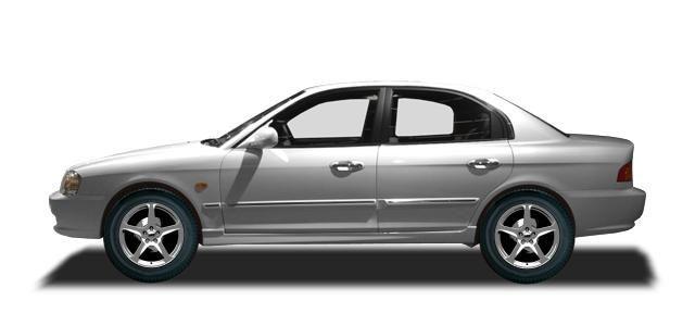 2.5 V6 124 kw 2493 ccm