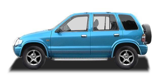 2.0 4WD 87 kw 1998 ccm
