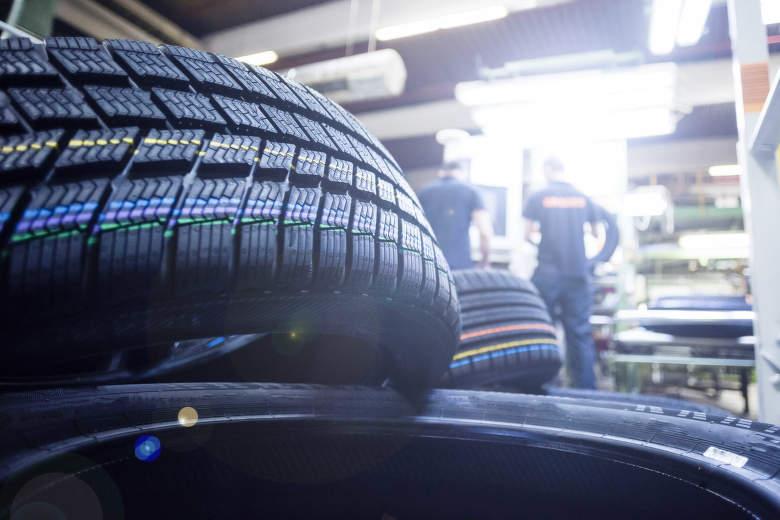 Historie a výroba pneumatik Imperial