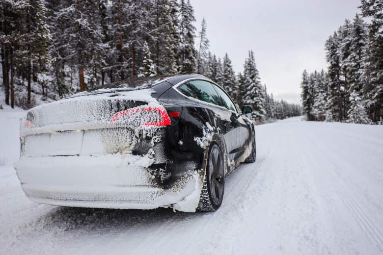 Celoroční pneumatiky hory a sníh