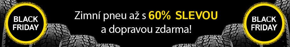 Black friday banner článek Pneumatiky.cz