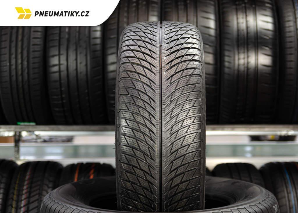 Zimní pneu Michelin Pilot Alpin 5