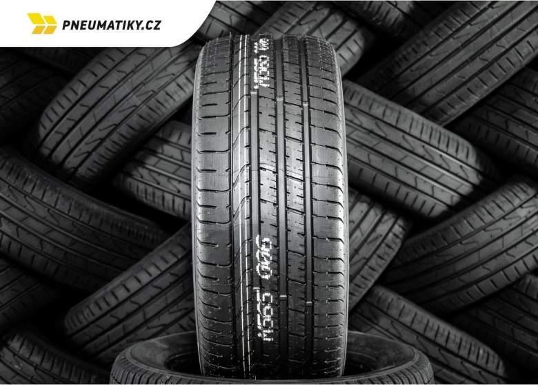 Třetí místo obsadila pneumatika Pirelli P ZERO PZ4 - Pneumatiky.cz