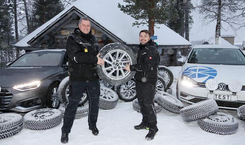 Andreas Müller a Martin Brand, inženýři ADACu