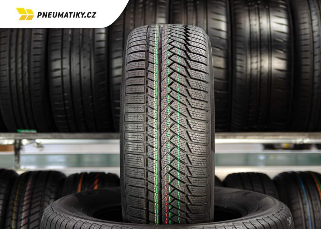 Zimní pneu Continental ContiWinterContact TS 850P