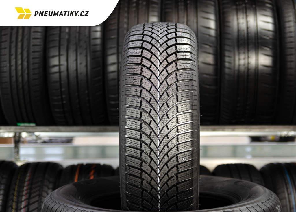 Zimní pneu Bridgestone Blizzak LM-005