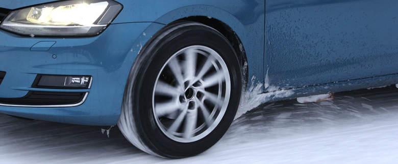 Test zimních pneumatik 195-65-R15, ADAC 2021