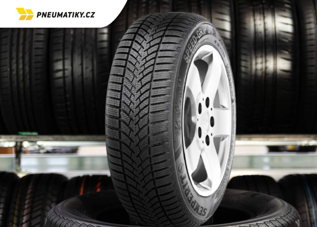 Zimní pneu Semperit Speed-Grip 3