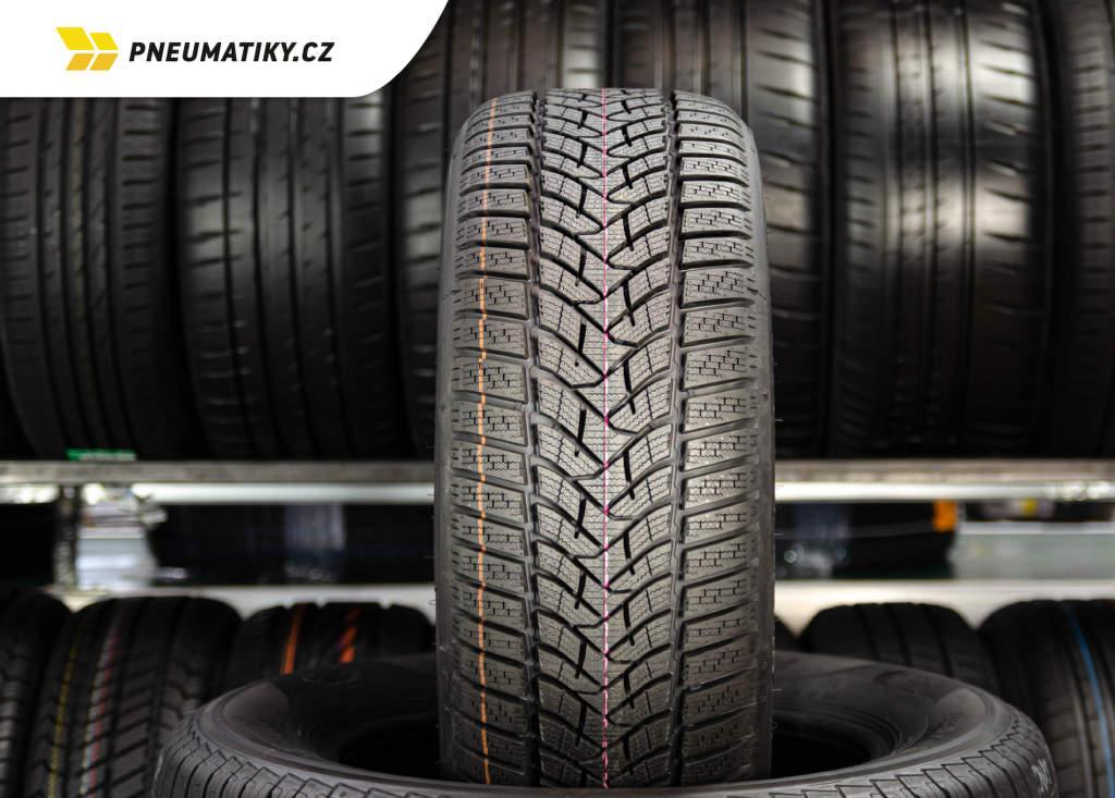 Zimní pneu Dunlop Winter Sport 5