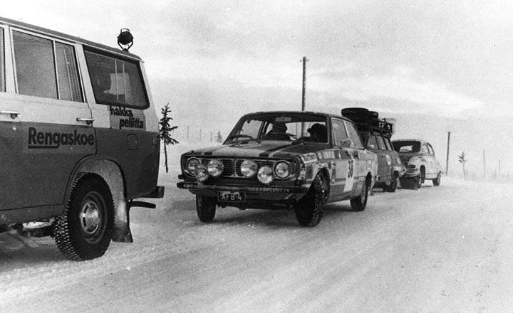 Nokian Tyres, historie