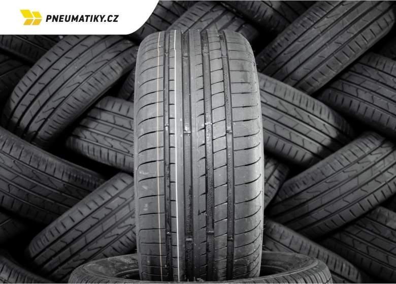 Vítěz testu pneumatika Goodyear Eagle F1 Asymmetric 5 - Pneumatiky.cz